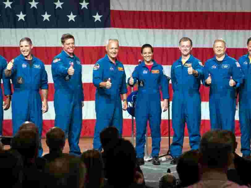 La NASA a dévoilé les 9 premiers astronautes qui voleront à bord des nouveaux vaisseaux spatiaux signés Boeing et Space X — on vous les présente