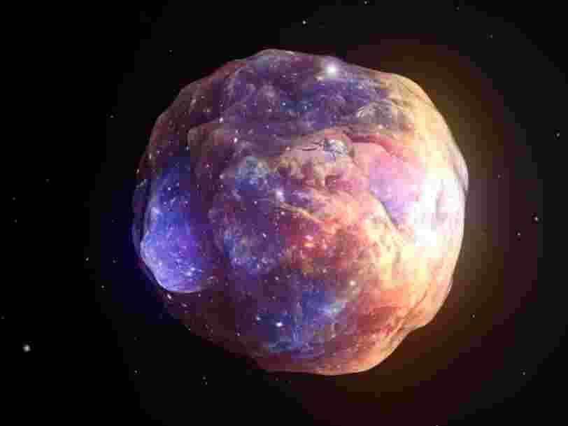 L'univers est plus jeune et grandit plus vite que ce que l'on pensait