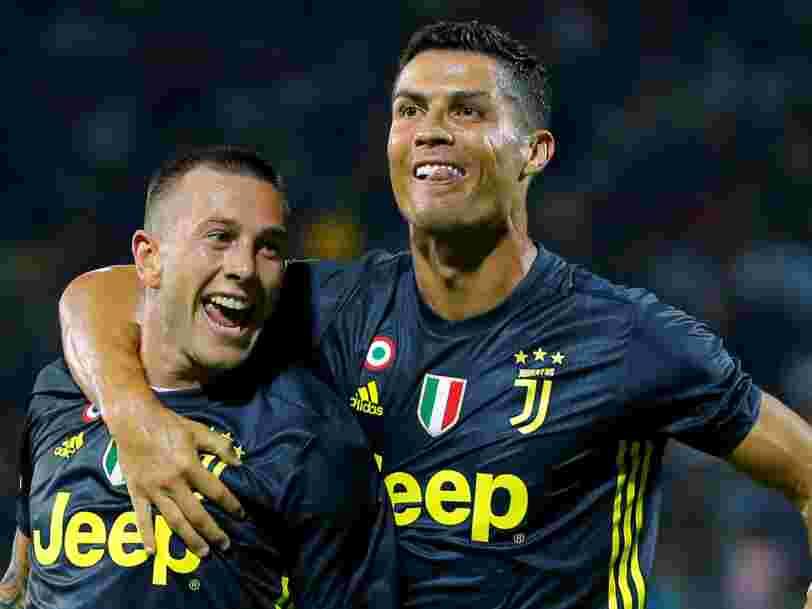 La Juventus de Turin lance sa crypto-monnaie et promet plus d'influence aux supporters qui en achèteront le plus