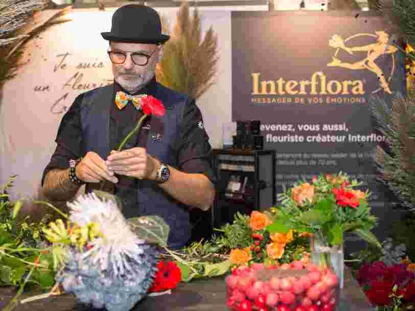 La Saint-Valentin approche — voici les 3 grands défis des fleuristes aujourd'hui selon le patron e-commerce du leader de la livraison de fleurs