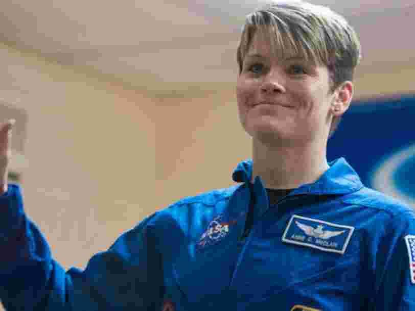 Une astronaute pourrait avoir commis le premier délit de l'espace depuis la Station spatiale internationale