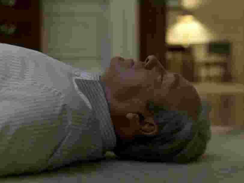 Netflix a mis en ligne une nouvelle bande-annonce angoissante de 'House of Cards' saison 5