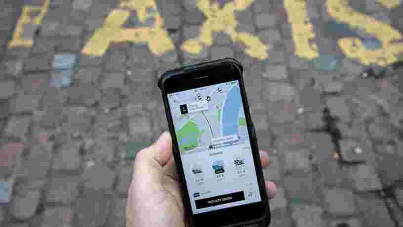 Vous pourrez un jour acheter des tickets de métro et réserver un vélo dans l'appli Uber, annonce son patron