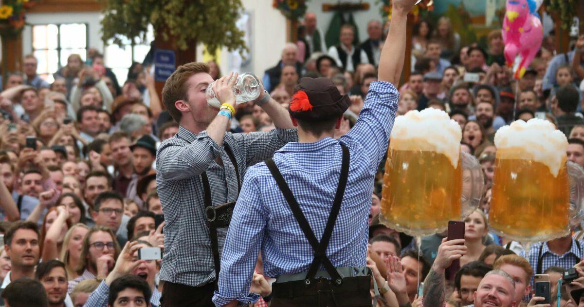 Heineken Va Investir 29 M Dans Son Usine De Marseille Qui Produit Deja 100 000 Bouteilles De Biere Par Heure