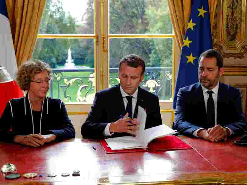 Emmanuel Macron a signé les ordonnances de la loi travail — voici ce qui peut changer à partir de maintenant