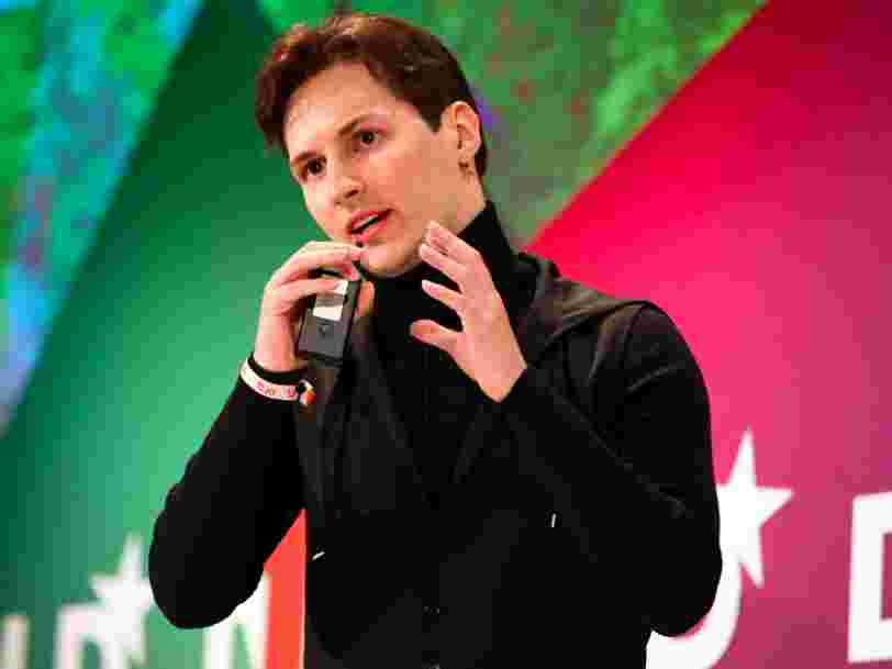 Le fondateur de Telegram affirme que les Etats-Unis ont tenté de le convaincre de mettre des portes dérobées dans son app