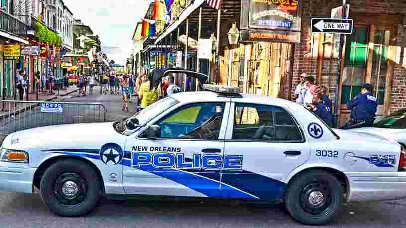 Palantir a fourni son programme de prévision de la criminalité à la police de La Nouvelle-Orléans pendant 5 ans sans que le public ne soit au courant
