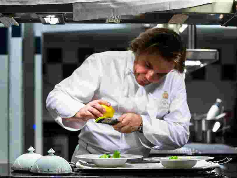 Voici les 15 nouveaux restaurants étoilés au Michelin de la région Ile-de-France