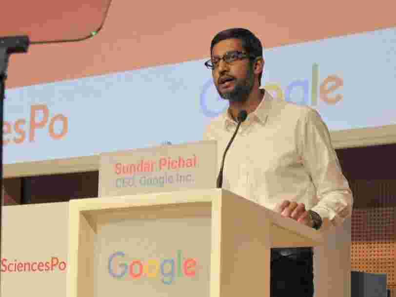Le gendarme français de la vie privée inflige une amende de 50 M€ à Google