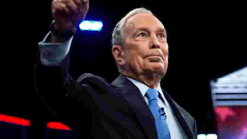 Michael Bloomberg retire sa candidature et soutient Joe Biden pour la primaire démocrate américaine