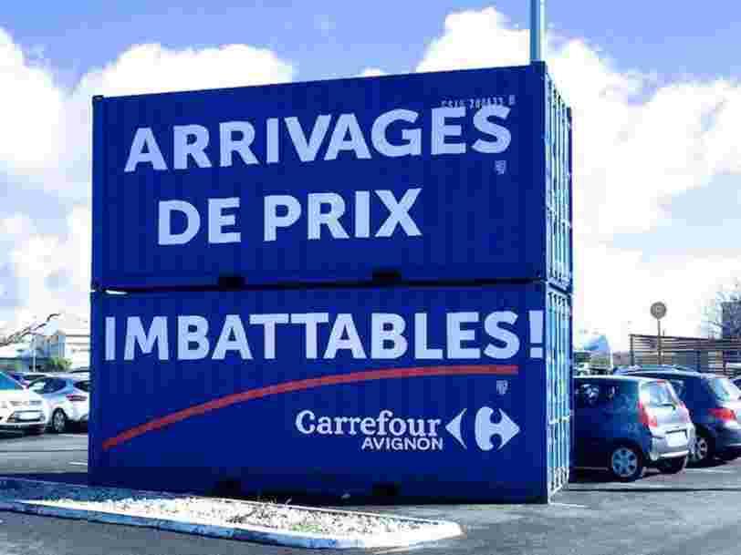Avec 'Essentiel', Carrefour teste un nouveau concept minimaliste