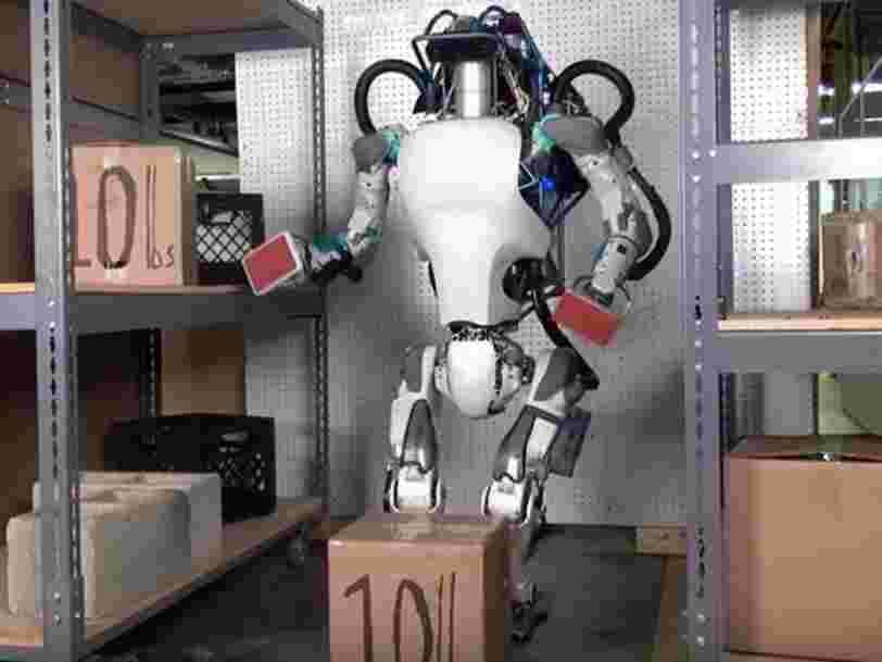 Google trouve un acheteur pour 2 sociétés de robotique dont il ne voulait plus