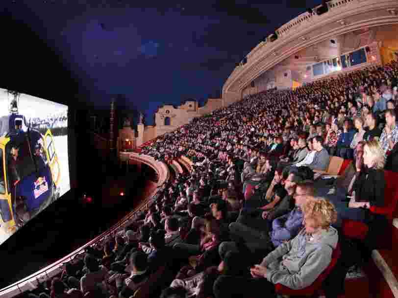 Les Français vont bien plus souvent au cinéma que leurs voisins européens