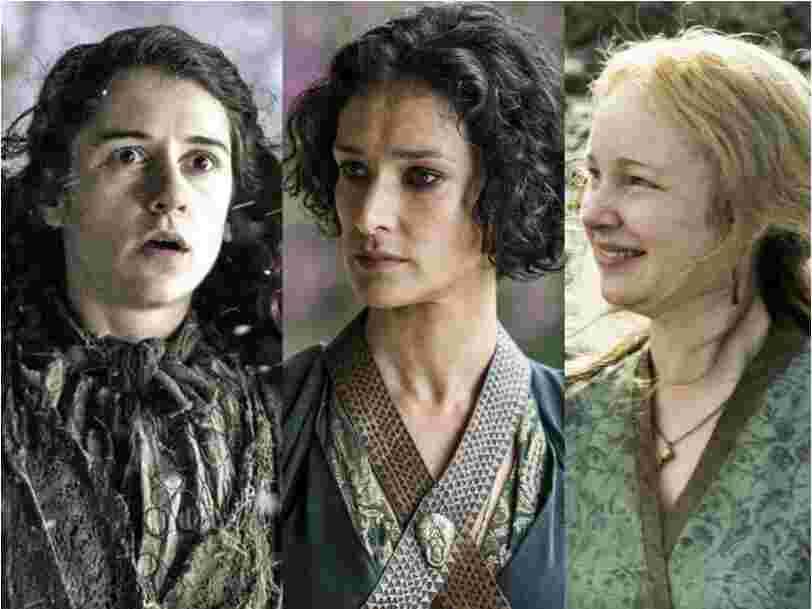 Voici les personnages de 'Game Of Thrones' qui ont survécu aux 8 saisons