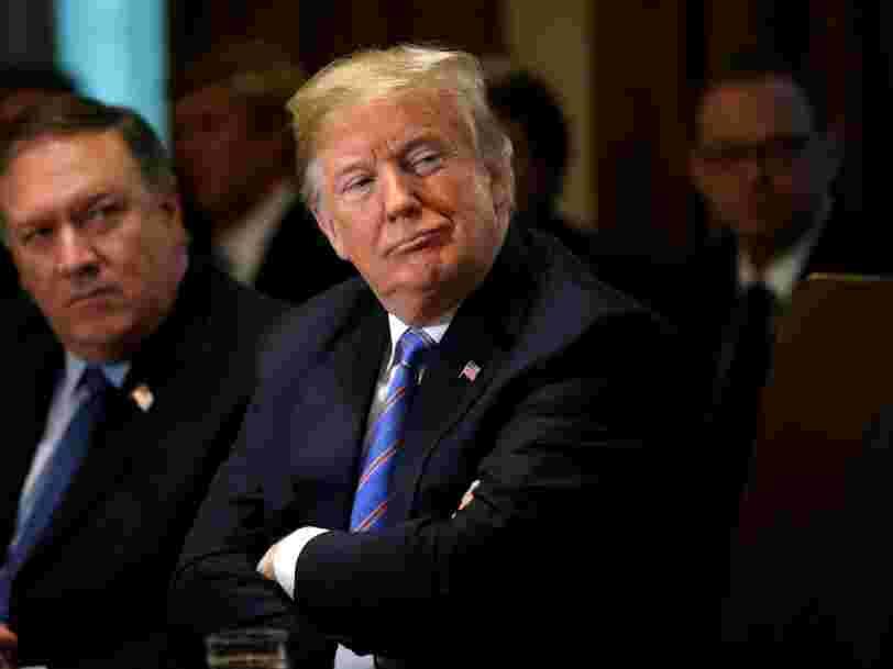 Donald Trump promet 12 Mds$ aux agriculteurs américains pour faire face aux tarifs douaniers de l'UE et de la Chine