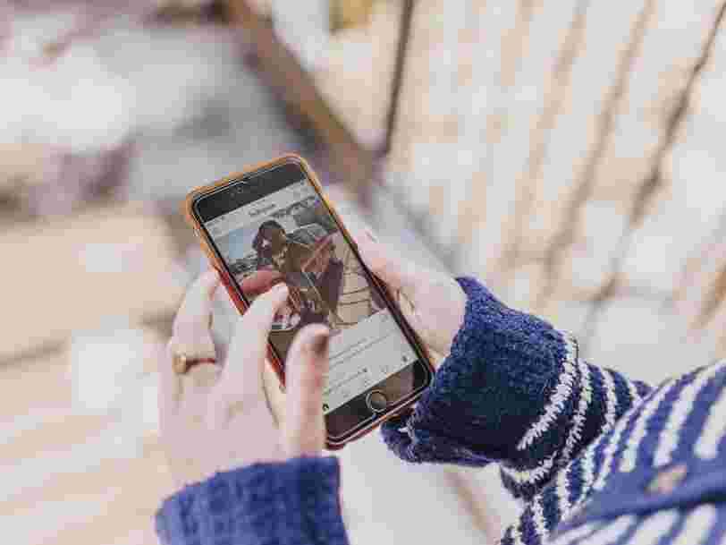 Instagram a permis à un partenaire publicitaire de récupérer les données personnelles des utilisateurs