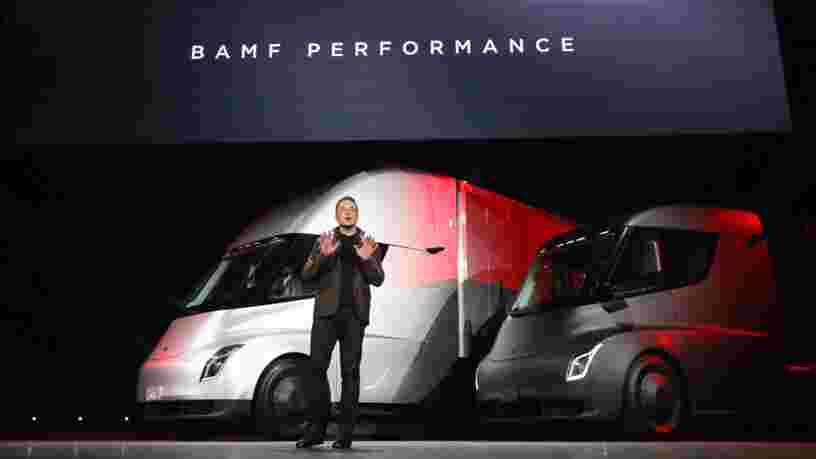 Elon Musk: le premier pick-up de Tesla possédera une caractéristique révolutionnaire