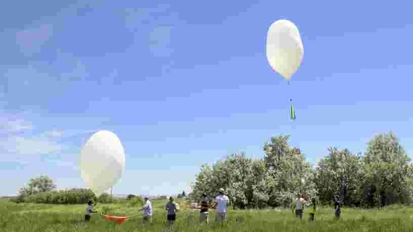 La NASA va lancer des ballons dans le ciel le jour de l'éclipse totale pour étudier les effets d'un environnement similaire à celui sur Mars