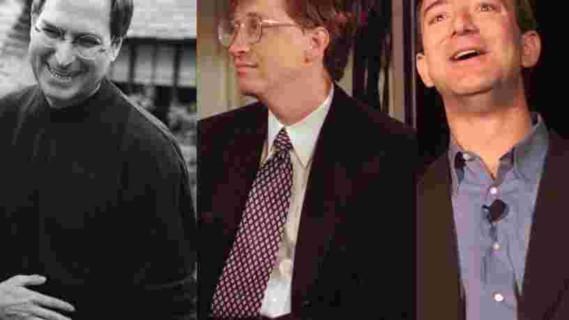 9 prédictions de Bill Gates, Jeff Bezos et Steve Jobs qui sont devenues réalité