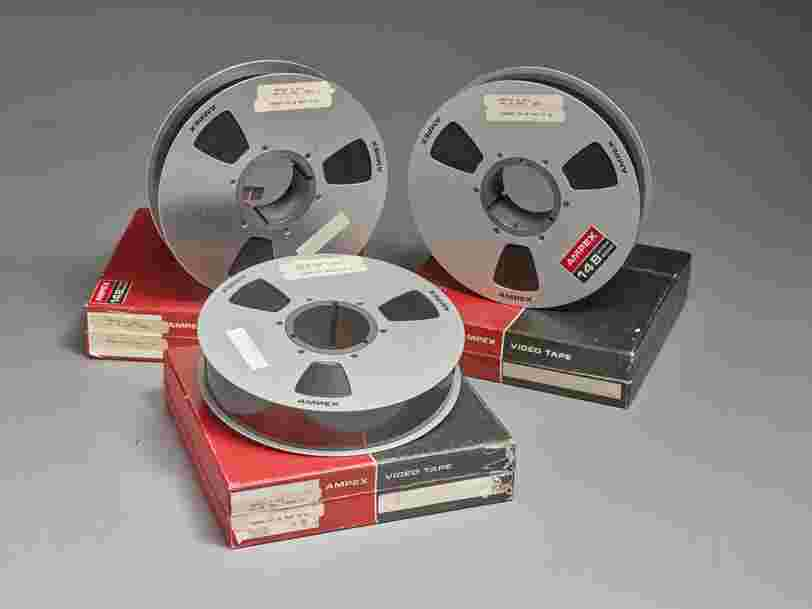 Apollo 11 : de rares cassettes vidéo des premiers pas de Neil Armstrong sur la Lune vont être vendues aux enchères