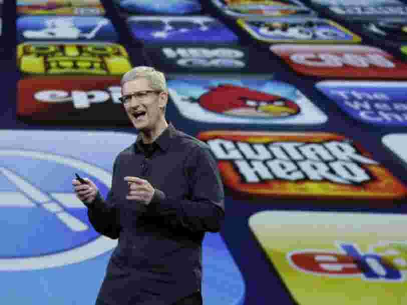 Les 10 meilleures applis sur iPhone en 2016 selon Apple