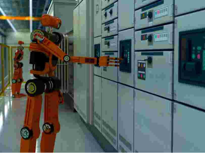 L'intelligence artificielle et les robots vont bouleverser le monde de l'entreprise — voici pourquoi