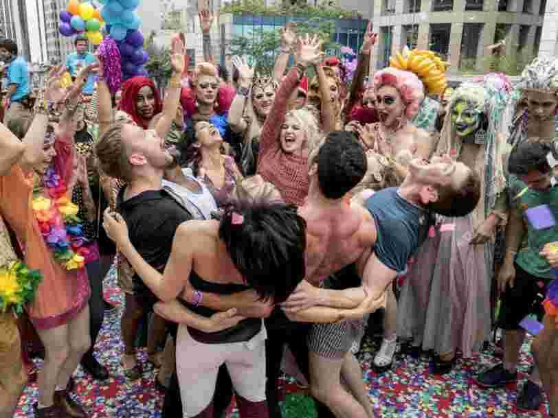 Netflix console les fans de 'Sense8' en diffusant un double épisode final de la série le 8 juin prochain