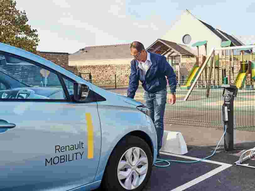 Les ventes de voitures électriques restent marginales — et c'est en partie la faute des pouvoirs publics