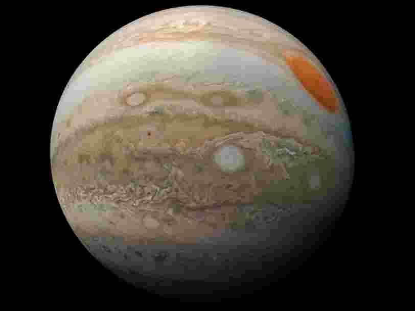 Pour observer Jupiter à l'oeil nu, la nuit de lundi à mardi sera optimale