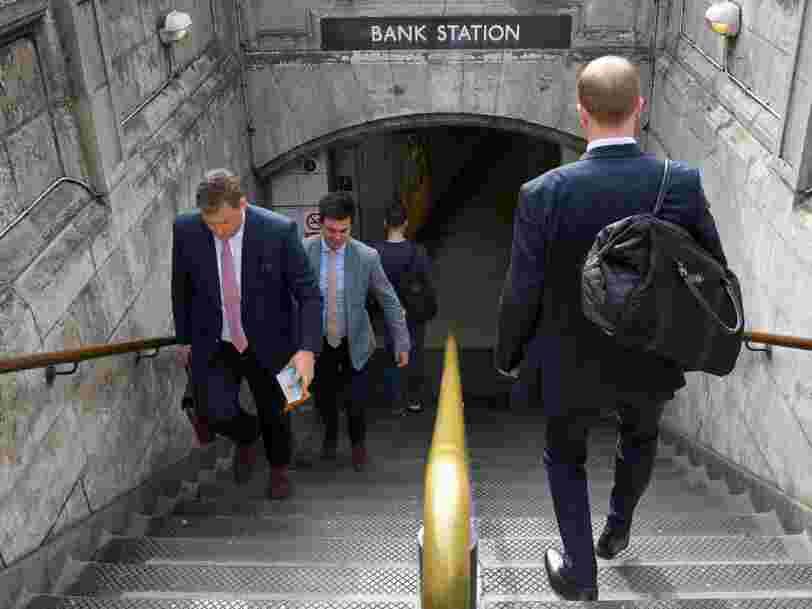 UBS pourrait licencier 30.000 employés dans les années à venir à cause de la technologie