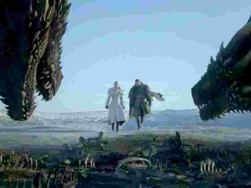 HBO a réalisé un documentaire sur les coulisses de la dernière saison de 'Game of Thrones'