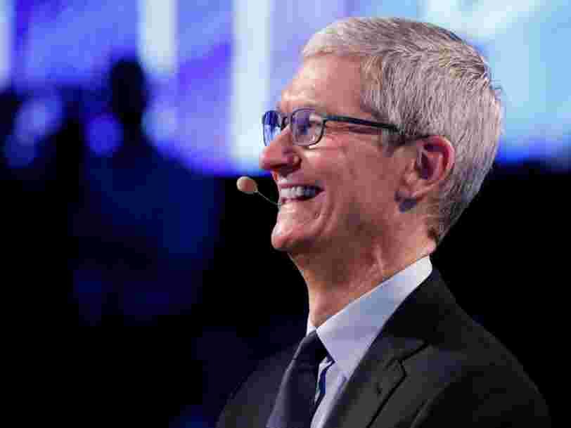Apple affirme que 500 millions de personnes utilisent Siri