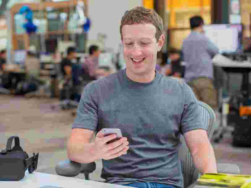 Tencent voulait acquérir WhatsApp mais, pendant que son patron subissait une opération, Mark Zuckerberg s'en est emparé pour 19Mds$