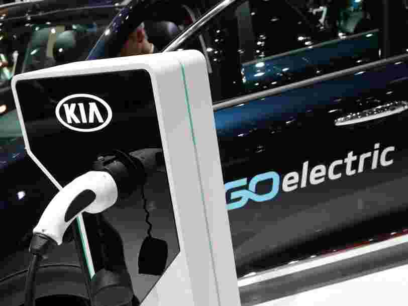 Les Français sont mauvais élèves en ce qui concerne l'achat de voitures électriques