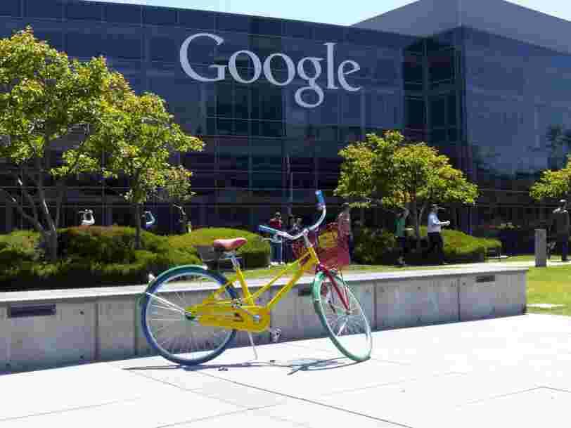 Un cadre de Google explique comment le moteur de recherche gagne de l'argent grâce au machine learning