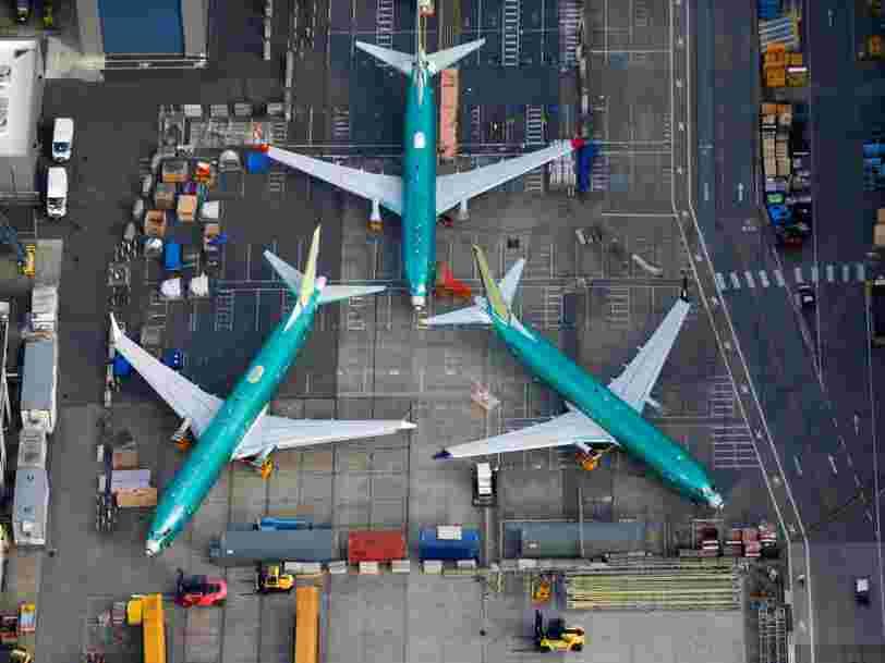 La crise du 737 Max pourrait coûter une somme colossale à Boeing