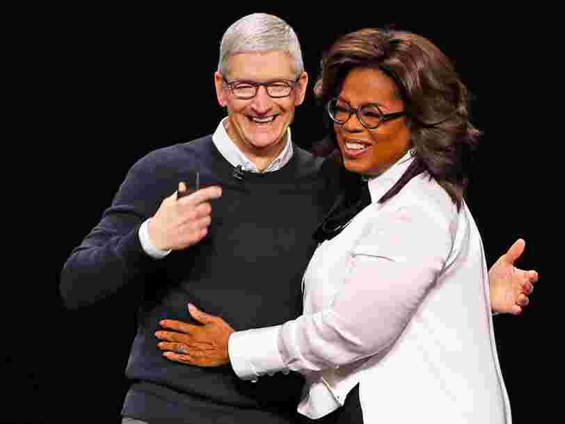 Apple a dévoilé ses nouveaux services Apple TV+, Apple Arcade, Apple News+ et Apple Card... les 6 autres choses à savoir dans la tech ce matin