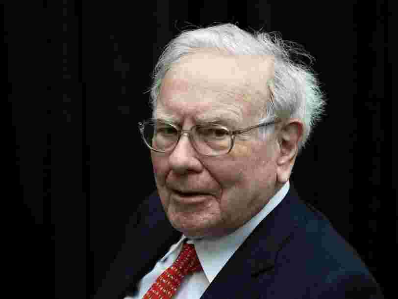 Le groupe de Warren Buffett a encore acheté des actions Apple — c'est son principal investissement