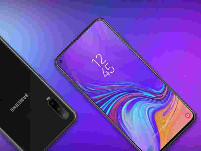 Samsung retire la prise jack sur son nouveau smartphone alors qu'il s'était moqué d'Apple pour l'avoir fait il y a 2 ans