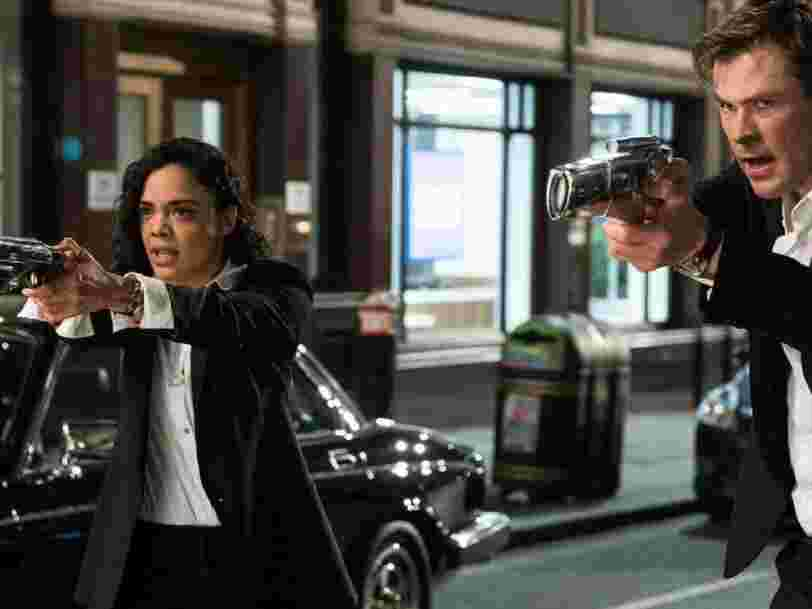 'Men in Black : International' enregistre le pire démarrage de l'histoire de la franchise