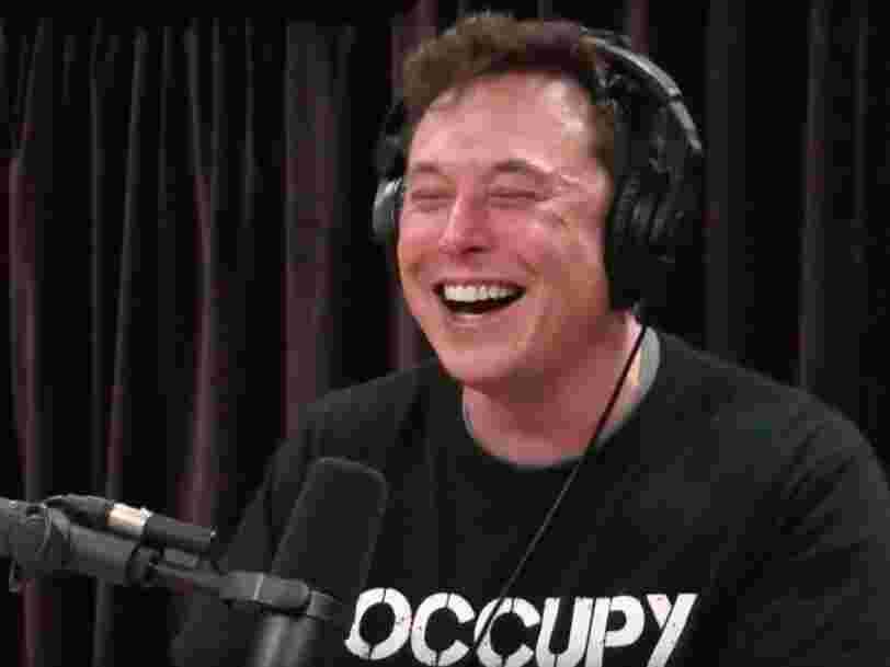 Elon Musk tweete que le premier tunnel de sa Boring Company ouvrira le 10 décembre