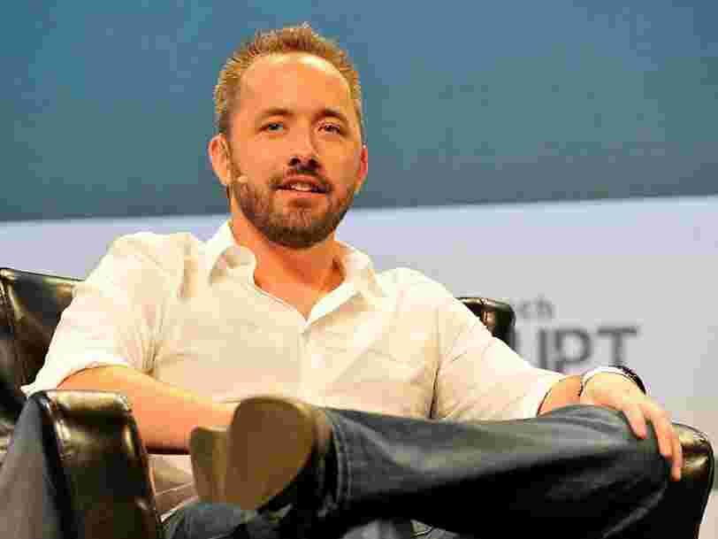 Dropbox passe le cap du milliard de dollars de chiffre d'affaires récurrent