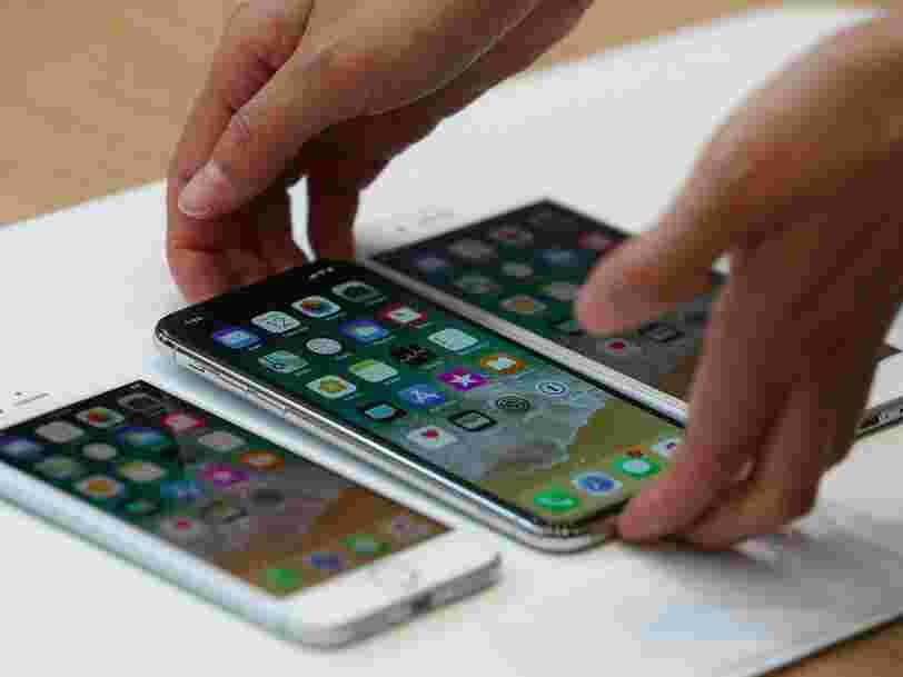 Apple pourrait créer un smartphone à écran pliable