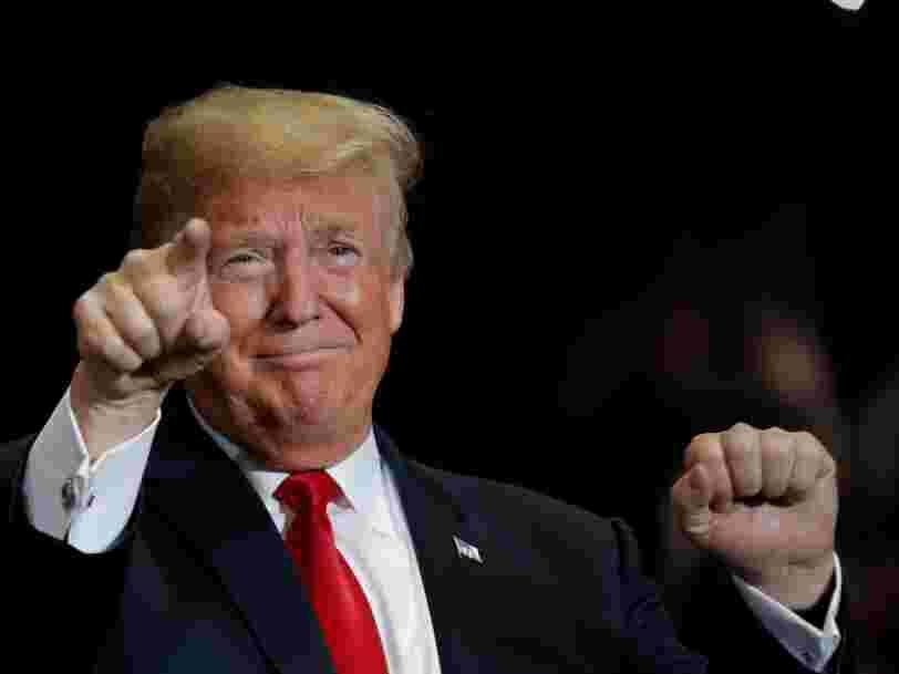 Le Danemark craint des représailles de Donald Trump si la taxe sur les GAFA initiée par la France est votée avant la fin de l'année