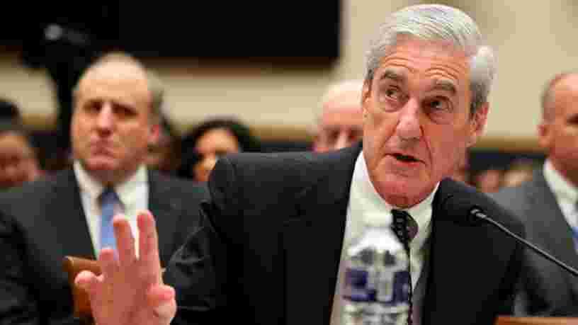 Robert Mueller prévient que la Russie essayera de s'immiscer dans les élections américaines de 2020