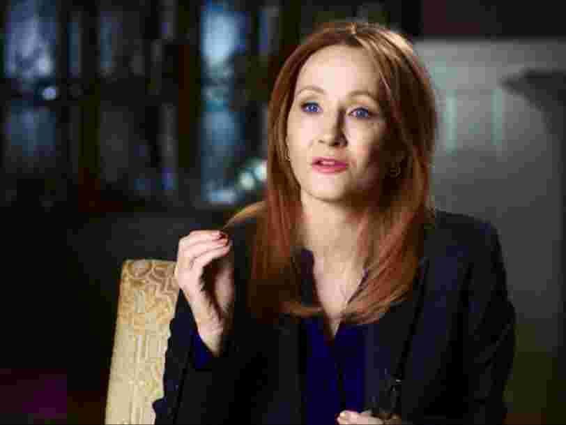 J.K Rowling a fait de nouvelles révélations sur la relation 'intense' qu'entretenaient Dumbledore et Grindelwald