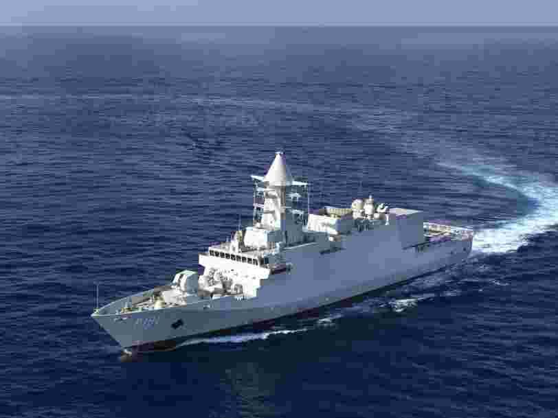 Il y a une seule condition pour laquelle l'Etat français pourrait bloquer la reprise des chantiers navals de Saint-Nazaire