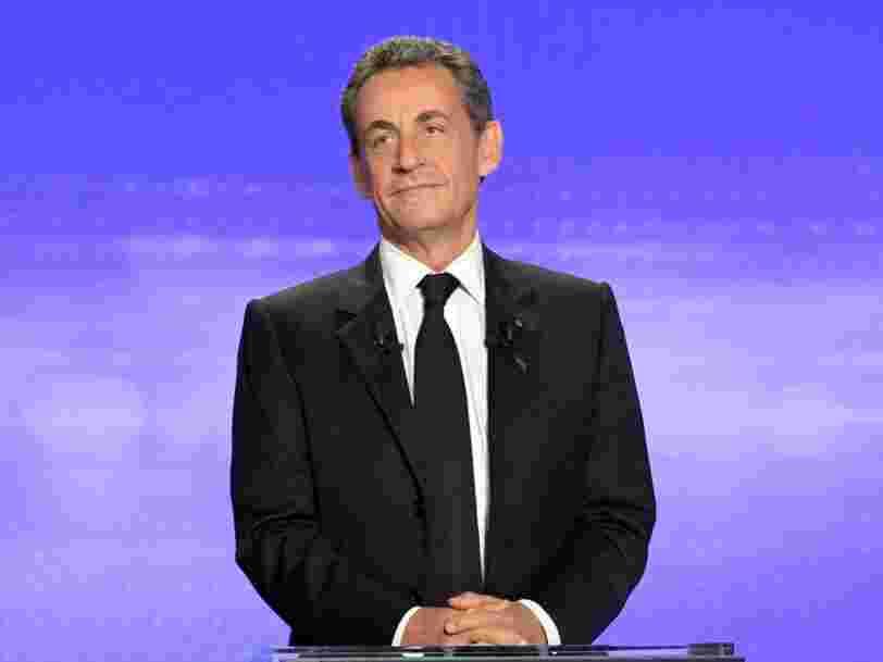 Lors du dernier débat de la primaire, Nicolas Sarkozy a fait exactement ce que les investisseurs attendent du pitch d'une startup