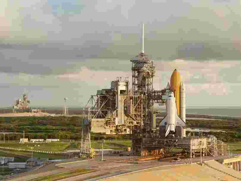 SpaceX, Blue Origin et Boeing en lice pour concevoir l'atterrisseur lunaire de la NASA
