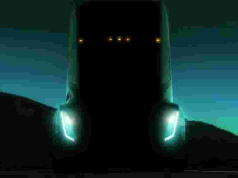 Tesla va révéler son camion électrique aujourd'hui — voici à quoi il faut s'attendre